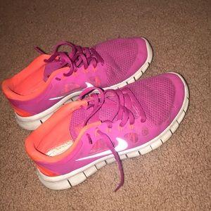 Nike Free Run 5.0 Flyknit